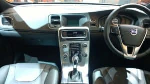 interior volvo s60