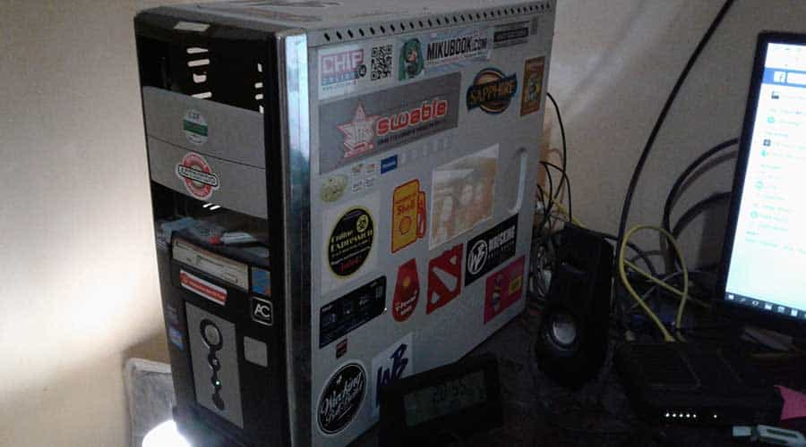 pc gamer, this is my pc