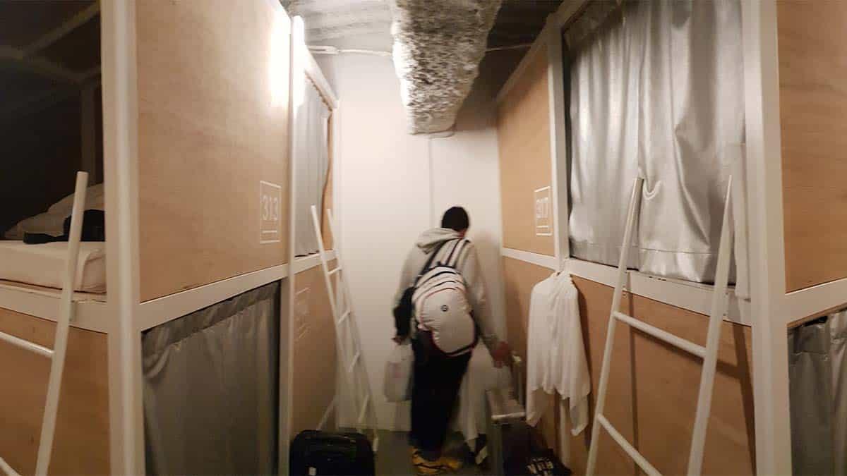 Bunka Hostel Tokyo Asakusa