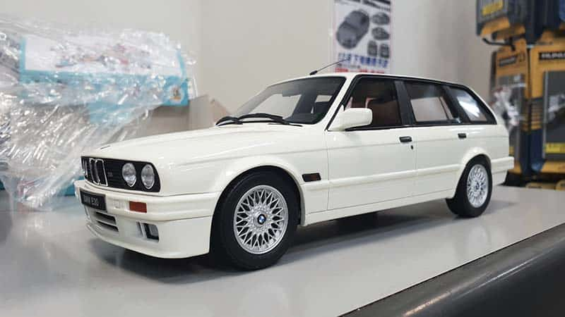 diecast otto bmw e30 estate tamtam hobby shop