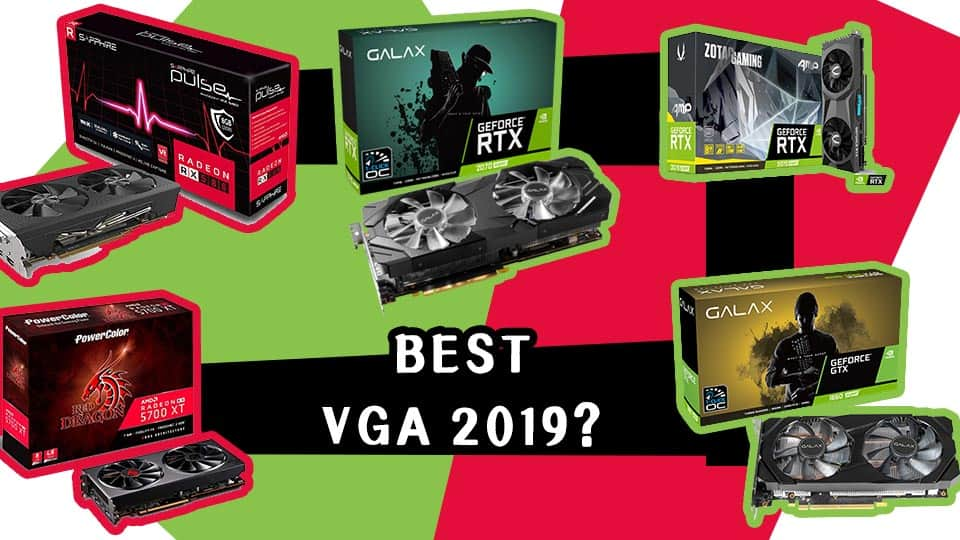 best vga card 2019 5700xt rtx 2070 super